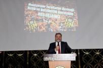 BERABERLIK - Bakan Tüfenkci Açıklaması 'Malatyaspor'un Forması Açık Artırmada Satılmaz'