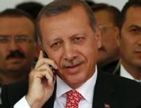 TEKERLEKLİ SANDALYE BASKETBOL - Cumhurbaşkanı Erdoğan'dan şampiyon sporculara tebrik telefonu