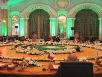 Genelkurmay Başkanı Akar 'DEAŞ ile Mücadele İttifakı Toplantısı'na katıldı