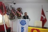 PIR SULTAN ABDAL - Eğitim-Sen Bergama'da Yeni Yönetim
