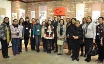 ATİLLA ÖZER - Eskişehir'de 'Omuz Omuza Kore-Türk Dostluk Kaligrafi' Sergisi Açıldı