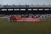 ŞEHİT POLİS - Futbolcular İzmir Kahramanı Sekin'i Unutmadı