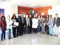 Gine Bissaulu Doktorlara Oftalmoloji Eğitimi