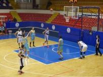 BASKETBOL TAKIMI - Haliliye Belediyespor'da Galibiyet Sevinci
