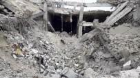 İDLIB - İdlib'de Sivillere Yönelik Hava Saldırısı