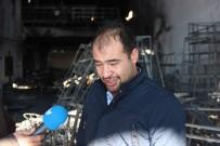 MOBİLYA - İşçi Fabrikayı Ateşe Verdi, Ortaklar Ağladı