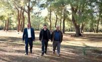 MECLİS ÜYESİ - Kepez'den 7'Nci Büyük Yeşil Alan