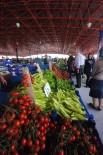 ŞEHİR İÇİ - Melikgazi'de Semt Pazarlarında Donmuş Meyve Ve Sebze Denetimi