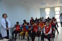 KANSEROJEN MADDE - Melikgazi'de Verem Hastalığı Konusunda Söyleşi Gerçekleştirildi