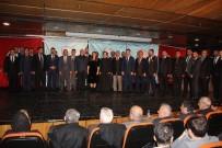 İSMAIL KAHRAMAN - MHP Rize Merkez İlçe Kongresi Yapıldı
