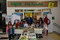 KOMPOZISYON - Miniklerin 'Harika Dünyalar Sergisi' Açıldı