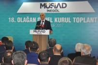 GENEL KURUL - MÜSİAD'dan yeni anayasaya tam destek