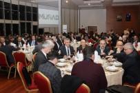 GENEL KURUL - MÜSİAD Genel Başkanı Nail Olpak Açıklaması