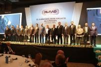 ENERJI BAKANı - MÜSİAD Konya Şubesinin 22. Olağan Genel Kurulu Gerçekleştirildi