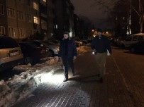 GÜVENLİK ÖNLEMİ - İstanbul'un Göbeğinde Mahalleli Hırsız Nöbetinde