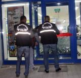 Pompalı Tüfekli Gaspçılar Kasayı Alıp Götürdü