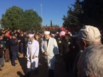 Şehit Asker Son Yolculuğuna Uğurlandı