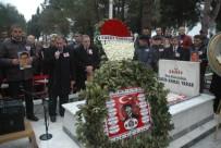 LAIKLIK - Şehit Fatih Kemal Yarar Mezarı Başında Anıldı