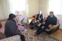 İSMAIL YıLDıRıM - Selim Kaymakamından Ev Ziyaretleri