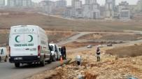 Suriyeli Şahıs Öldürüp Yol Kenarına Atıldı