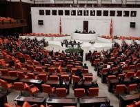 DEĞİŞİKLİK ÖNERGESİ - TBMM'de bu hafta anayasa mesaisi sürecek