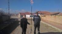 HAVA KIRLILIĞI - Yerköy'de 3 Mahalle Doğalgaza Kavuştu