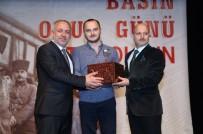 GAZI MUSTAFA KEMAL - 16 Ocak Basın Onur Günü'nde İHA Muhabiri Ödülü Aldı