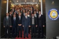 MECLİS BAŞKANLARI - Adana Ve Mersin, Ortak Lobi Oluşturulmasında Birleşti