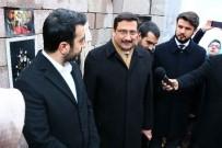 AK Parti Ankara İl Başkan Yardımcısı Özcan Halep Evi'ni Ziyaret Etti