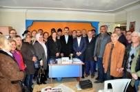 AK Parti Dikili İlçe Başkanı Karadağ İlk Toplantısını Yaptı