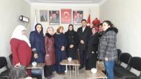 AK Partili Kadınlardan Özalp İlçesine Ziyaret