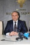 AYDOĞMUŞ - AK Partili Mersinli Yönetim Kurulu Listesini Açıkladı