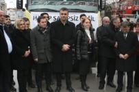 AK Partililer'in Topladığı Yardımlar Halep'e Gönderdi