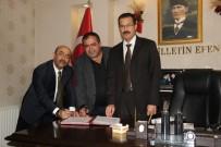 İL MİLLİ EĞİTİM MÜDÜRÜ - Aksaray'da Çiftçilere Eğitim Kursu Protokolü İmzalandı