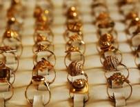 GRAM ALTIN - Altın fiyatları haftaya yükselişle başladı