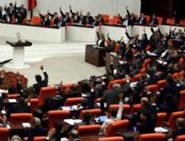 TBMM GENEL KURULU - Anayasa değişikliğinde 2. tur başlıyor