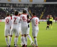 Antalyaspor Bu Sezon Bir İlki Gerçekleştirdi