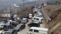 BIBER GAZı - Artvin Cerattepe'de Yolu Kapatan Maden Karşıtları Hakim Karşısına Çıktı