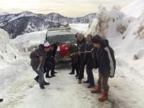 Artvin'de Bin 900 Rakımlı Köyde Tünel Müjdesi Horonla Kutlandı