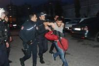 Aydın'da Polisin Tavrı Şaşırtıyor