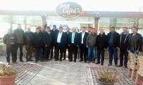 TAŞBURUN - Aydın'da  Su Ürünleri Kooperatifleri Bölge Birliği Kuruluyor