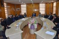 Başkan Aksoy Fırıncılarla Bir Araya Geldi