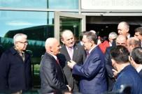 Başkan Altınok Öz, 'AFET Odaklı Çalışmalar İle Kentsel Dönüşüm Projeleri' Toplantısına Katıldı