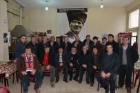 ÇAMLıCA - Başkan Ataç'tan Dernek Ziyareti