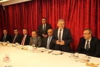 ÖZEL SEKTÖR - Başkan Büyükkılıç Belediyenin Emektarları İle Vedalaştı