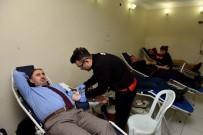 Başkan Kurtulan Kan Bağışladı