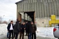 Başkan Tutal'dan Zarar Gören Esnafa Geçmiş Olsun Ziyareti