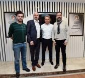 Başkan Uysal, Altın Portakallı Yönetmeni Ağırladı