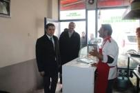 Başkan Vekili Erat'tan Esnaf Ziyareti