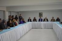 EMIN HALEBAK - Belediye İle Sendika Arasında Toplu İş Sözleşmesi İmzalandı